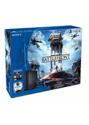 Consola Playstation 4 Bundle Star Wars Battlefront (Digital)
