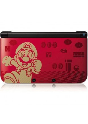 Consola 3DS XL New Mario Bros. 2 Gold Edition