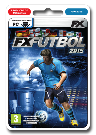 FX Futbol 2015 PC Digital