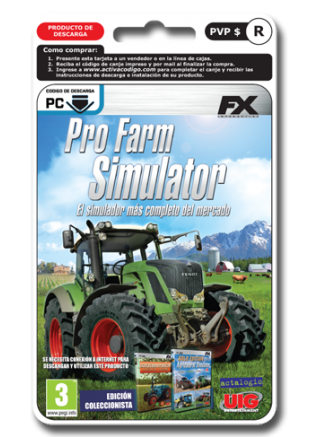 Pro Farm Simulator PC Digital