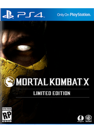Mortal Kombat X Limited Edition PS4