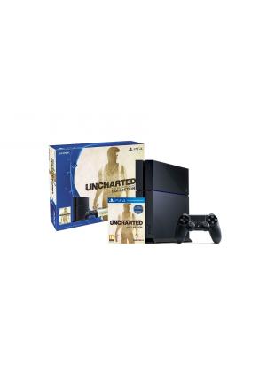 Consola Playstation 4 Bundle Uncharted The Nathan Drake Collection Digital