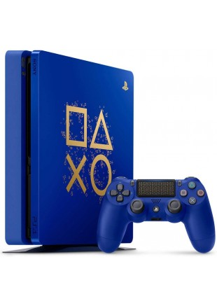 Consola Playstation 4 1 TB SLIM Limited Edition Days of Play