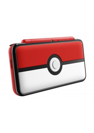 Consola New Nintendo 2DS XL Pokeball Limited Edition
