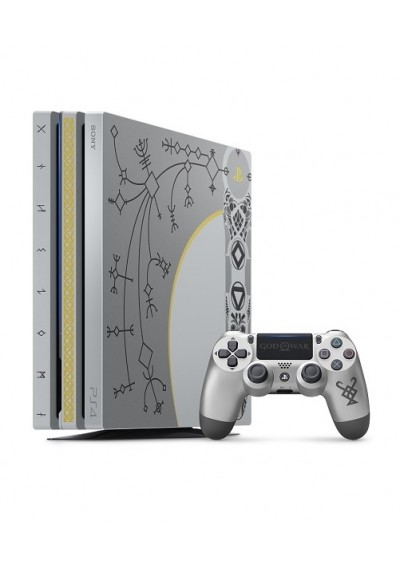 Consola PlayStation 4 Pro God of War Limited Edition