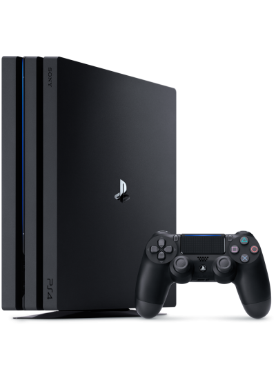 Consola Playstation 4 PRO 1TB Black
