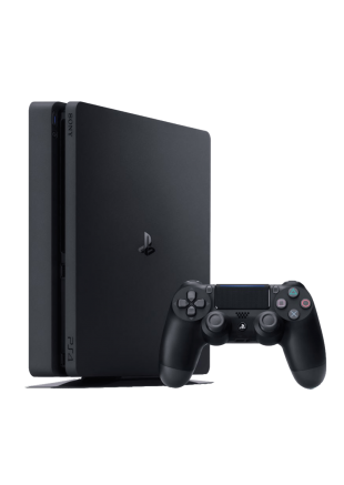 Consola Playstation 4 500 GB SLIM Black