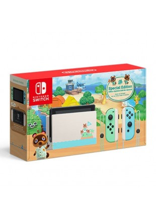 Consola Nintendo Switch Animal Crossing New Horizons
