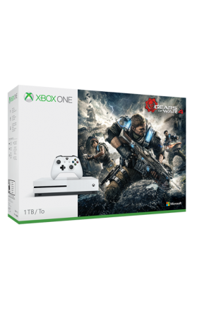 Consola Xbox ONE S 1TB Bundle Gears of War 4