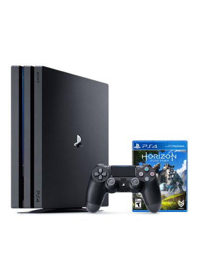 Consola Playstation 4 PRO 1TB Black + Horizon Zero Dawn