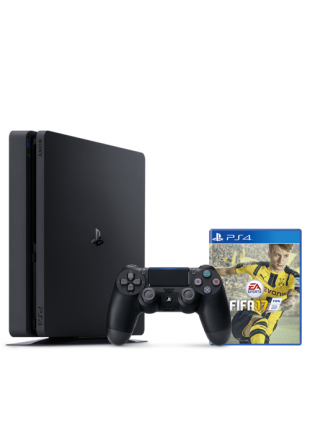 Consola Playstation 4 500GB SLIM + FIFA 17