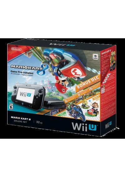 Consola Nintendo Wii U 32GB + Mario Kart 8 (Digital Pre-Instalado)