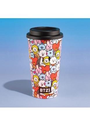 BTS BT21 Travel Mug