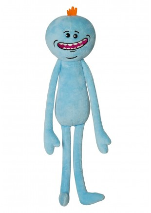 Peluche Rick and Morty Mr. Meeseeks