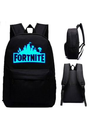 Mochila Fortnite Logo Fluorescente