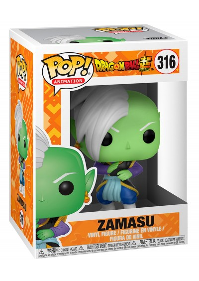 Funko Pop! Dragon Ball Super Zamasu