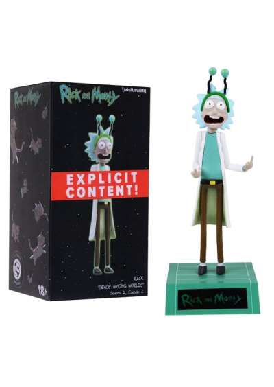 Figura Rick Sanchez (Rick And Morty)