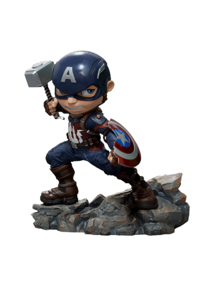 Figura Minico. Capitán América