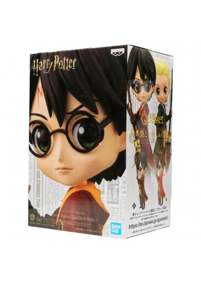 Figura Qposket Quidditch Style Harry Potter A