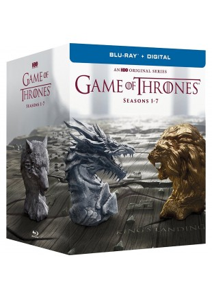 Game Of Thrones temporadas 1-7 Blu-Ray Set