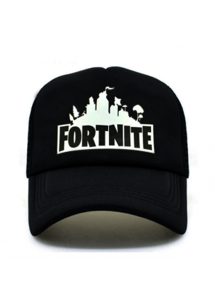 Gorro Fortnite Black