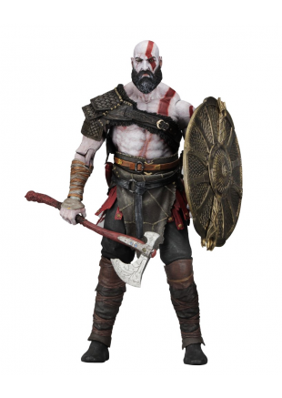 Kratos 1/4 Scale Action Figure NECA