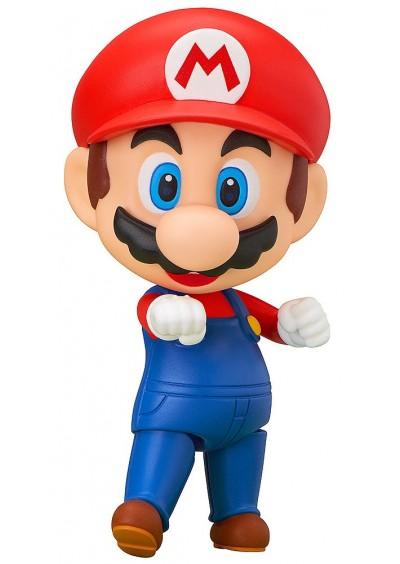 Figura Nendoroid Mario + Accesorios