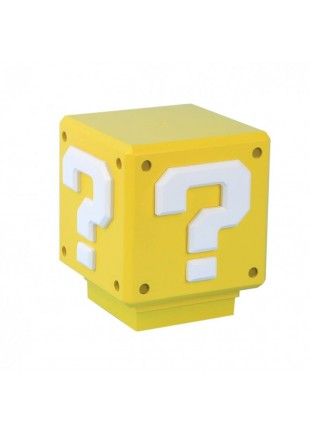 Lampara Question Block Super Mario