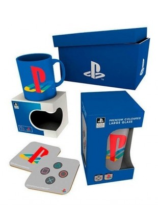 Gift Box Playstation Icons