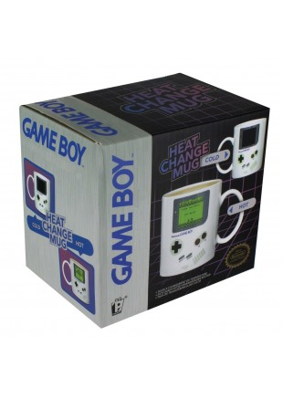 Taza Game Boy sensitiva al calor