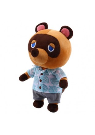 Peluche 28cm Tom Nook Animal Crossing