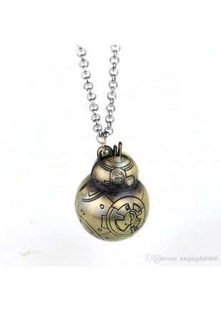 Colgante Star Wars BB-8 Gold
