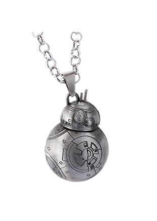 Colgante Star Wars BB-8 Silver
