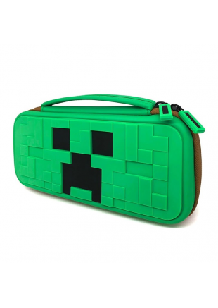 Bolso Minecraft para Nintendo Switch
