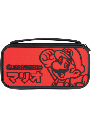 Bolso Super Mario Red Japan para Nintendo Switch