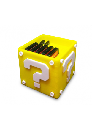 Estuche para Juegos de Nintendo Switch Question Block.
