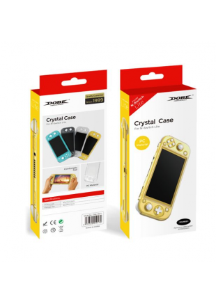Crystal Case transparente Switch LITE