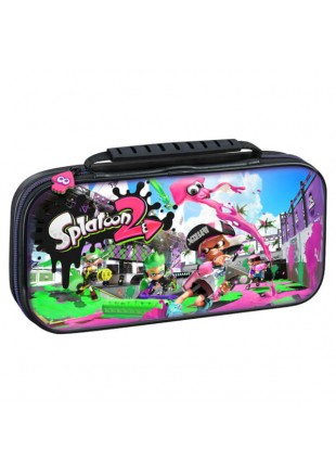 Bolso Travel Nintendo Switch Splatoon