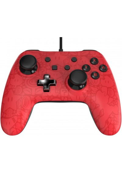 Wired Controller PowerA Super Mario Edition