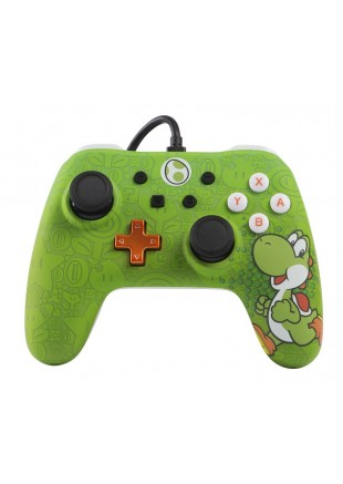Wired Controller PowerA Yoshi Edition NSW