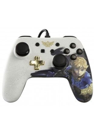 Wired Controller PowerA Zelda Edition NSW