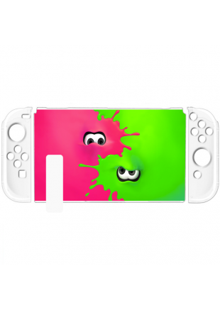 Carcasa Acrílica Splatoon 2 para Nintendo Switch