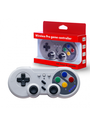 Control Bluetooth SNES para Nintendo Switch