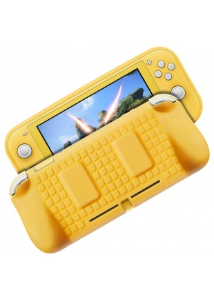 Handgrip silicona protectora Yellow Switch LITE
