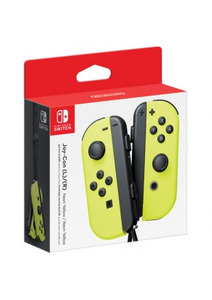 Nintendo Switch Joy-Con Yellow