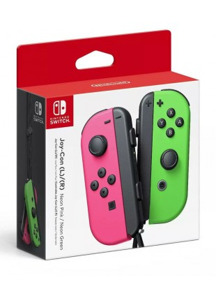 Nintendo Switch Joy-Con Set Pink And Green