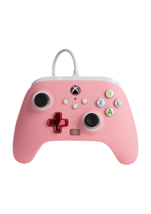 Wired Controller PowerA PINK para Xbox ONE