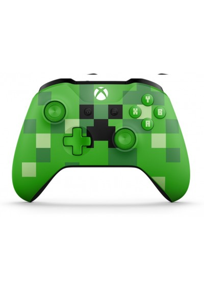 Control inalámbrico Creeper Minecraft Limited Edition XBOX ONE