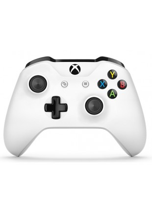 Control Inalámbrico White XBOX ONE