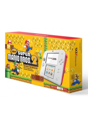 Consola 2DS New Super Mario Bros 2 Edition